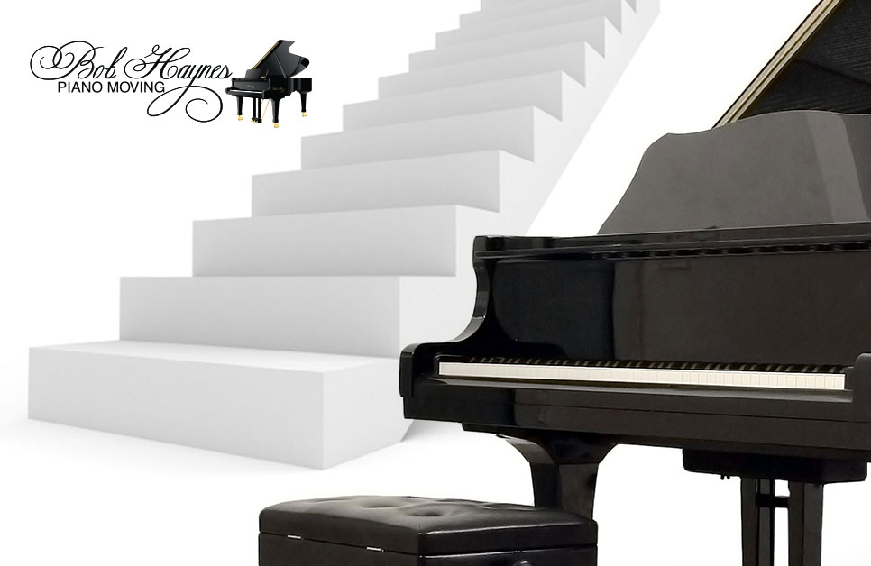 Busiest Southern Run – Moving Pianos Upstairs