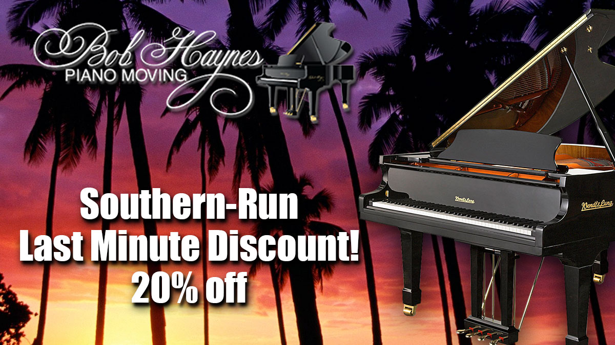 20% off Last Minute Southern Run on Feb 7th!